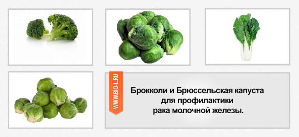 Брокколи брюссельская капуста рецепт