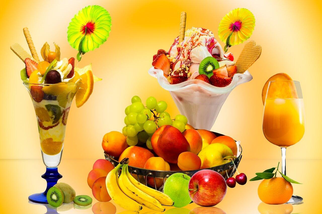 фрукты и мелатонин