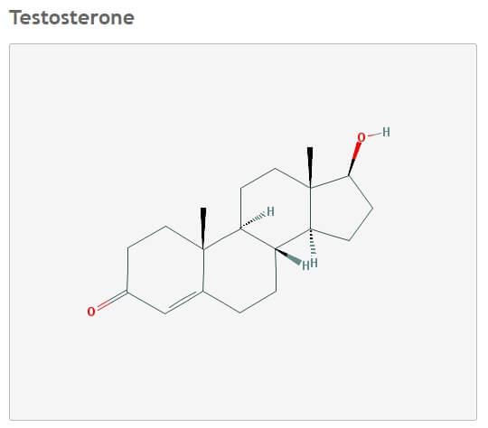 тестостерон формула